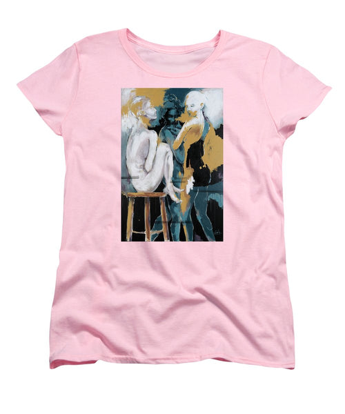 Backstage - Beauties Sharing Secrets - Women's T-Shirt (Standard Fit)