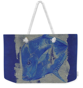 Blue Fish - Weekender Tote Bag