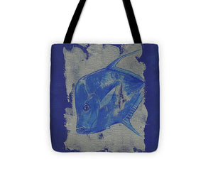 Blue Fish - Tote Bag