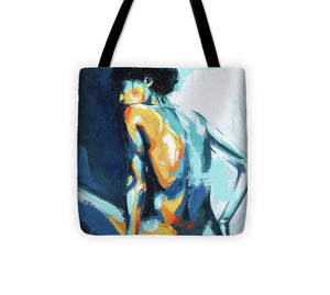 Blue Grace - Tote Bag