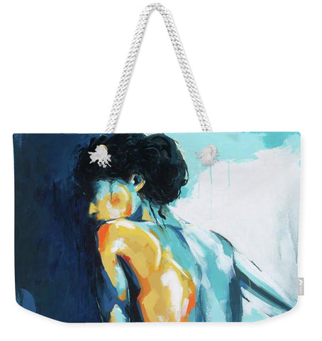Blue Grace - Weekender Tote Bag