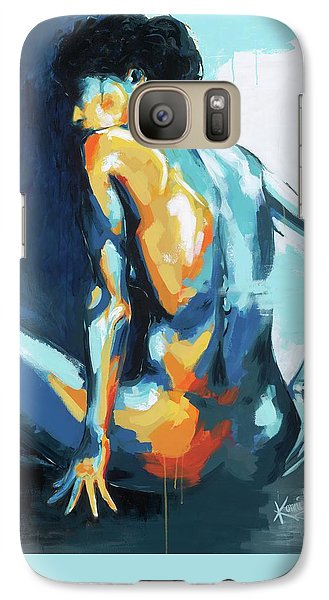 Blue Grace - Phone Case