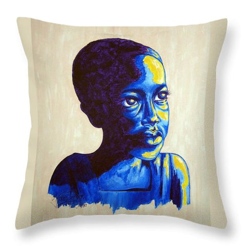 Boy Dreams - Throw Pillow