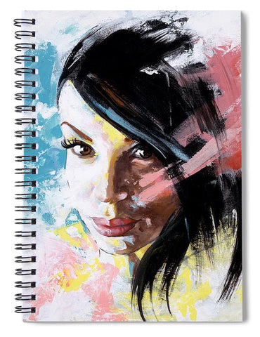 Bridgette - Spiral Notebook