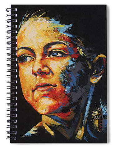 Cecilie - Spiral Notebook