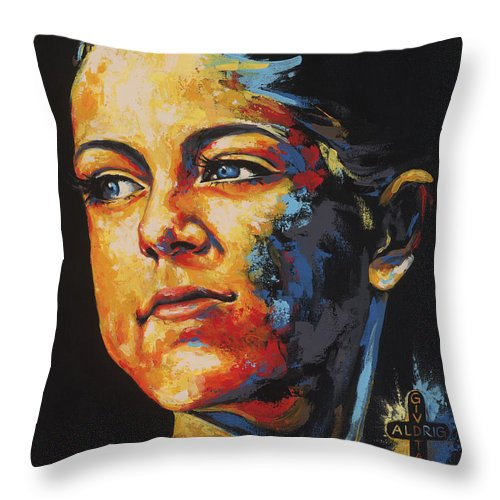 Cecilie - Throw Pillow