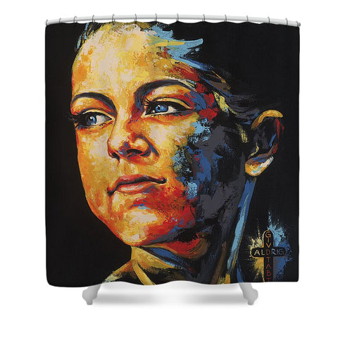 Cecilie - Shower Curtain