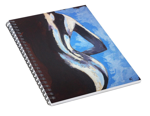 Freedom - Spiral Notebook