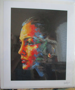 "Print of ""Sunkissed"" Painting"