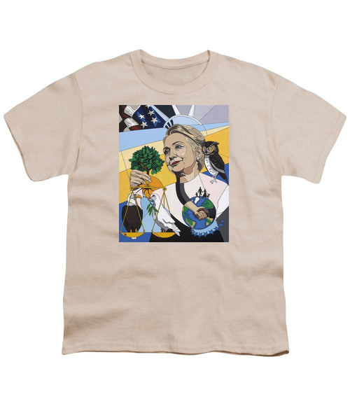 In Honor Of Hillary Clinton - Youth T-Shirt