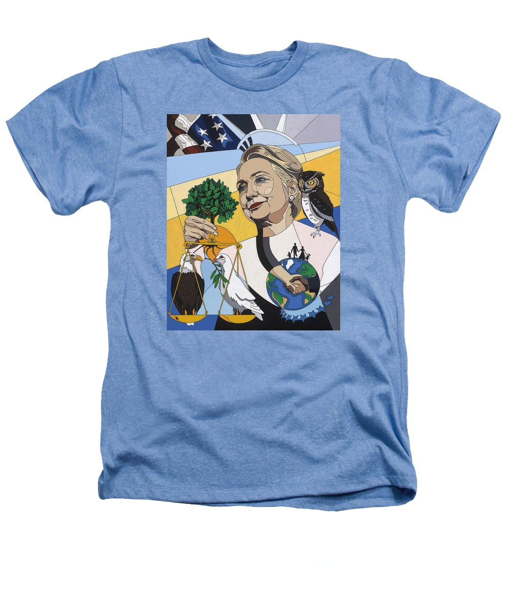 In Honor Of Hillary Clinton - Heathers T-Shirt