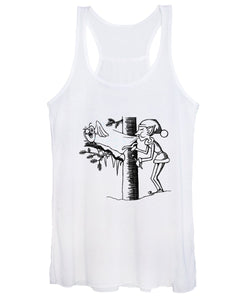 Jack Frost Holiday Card - Women's Tank Top