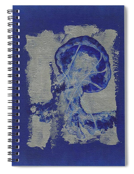 Jelly Fish - Spiral Notebook