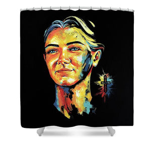 Laerke - Shower Curtain