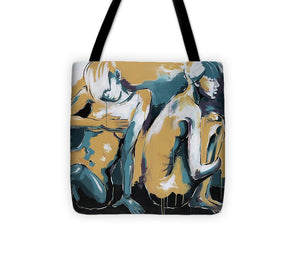 Letting Go - Tote Bag