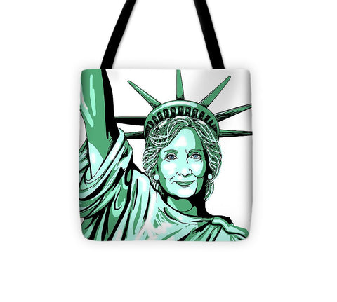 Liberty Hillary - Tote Bag