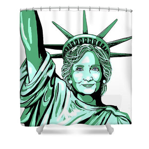 Liberty Hillary - Shower Curtain