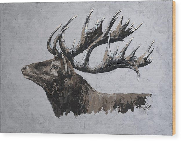 Majestic - Wood Print