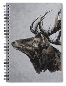 Majestic - Spiral Notebook