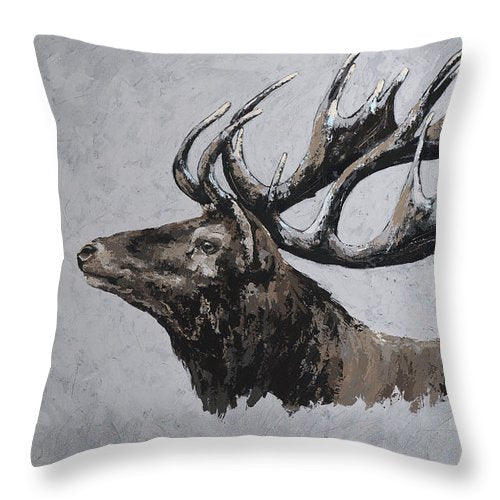 Majestic - Throw Pillow