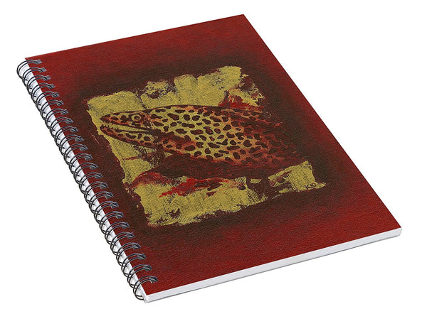 Moray Eel - Spiral Notebook