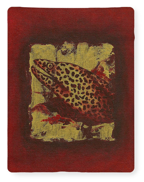 Moray Eel - Blanket