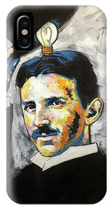 Nikola Tesla - Phone Case