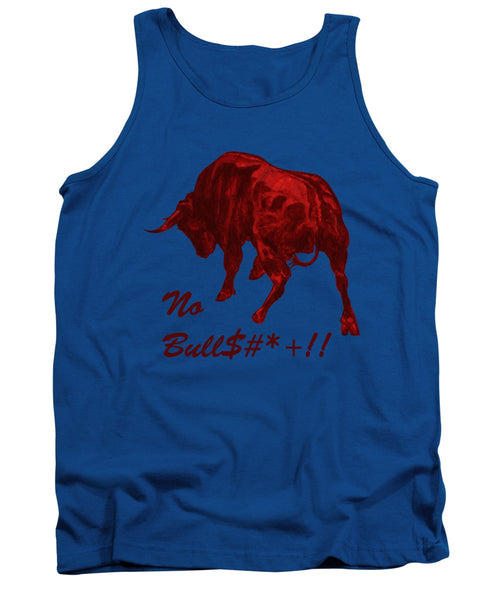 No Bullshit - Tank Top