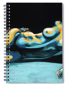 Passion - Spiral Notebook