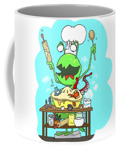 Peter And The Closet Monster, Baker - Mug