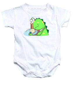 Peter And The Closet Monster, Kiss - Baby Onesie