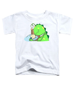 Peter And The Closet Monster, Kiss - Toddler T-Shirt