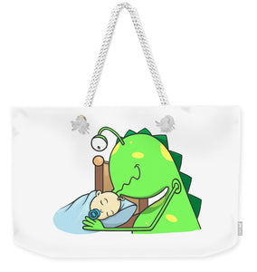 Peter And The Closet Monster, Kiss - Weekender Tote Bag
