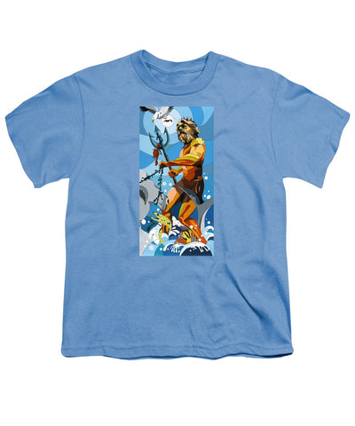 Poseidon - W/hidden Pictures - Youth T-Shirt