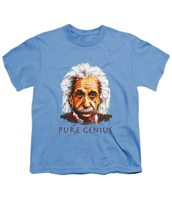 Pure Genius - Einstein - Youth T-Shirt