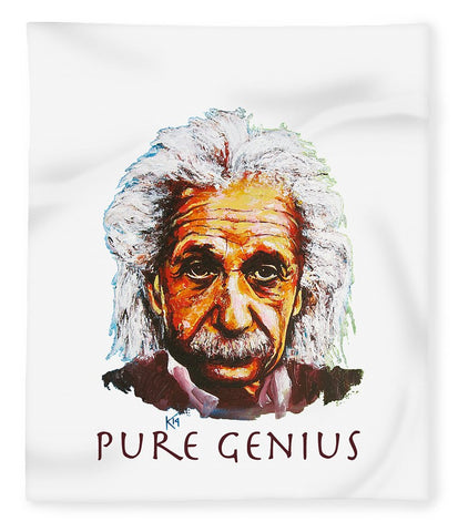 Pure Genius - Einstein - Blanket