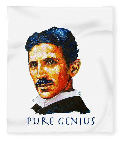 Pure Genius - Tesla - Blanket