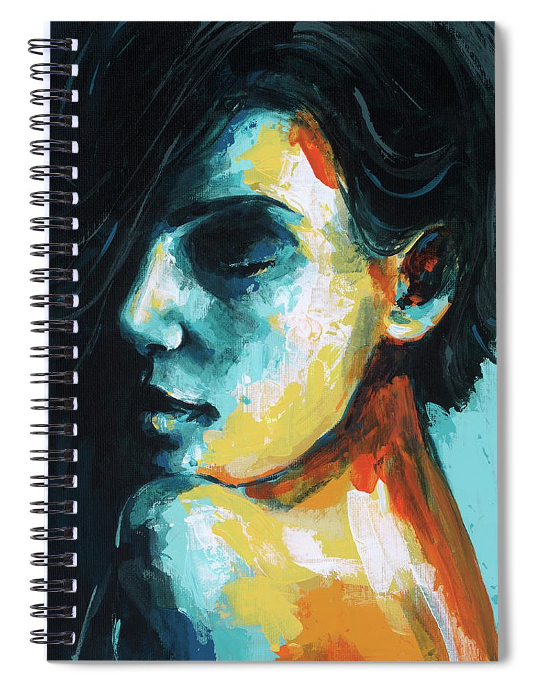 Remembering - Spiral Notebook