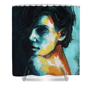 Remembering - Shower Curtain