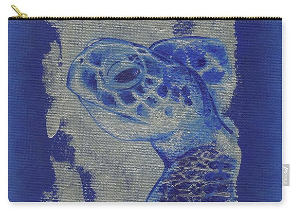 Sea Turtle - Carry-All Pouch