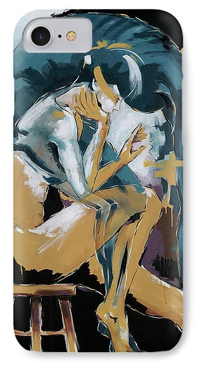Self Reflection - Of A Dancer - Phone Case