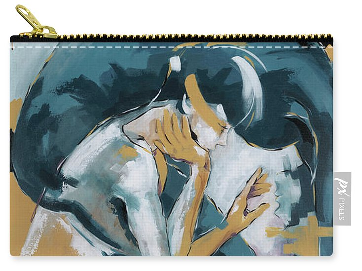 Self Reflection - Of A Dancer - Carry-All Pouch