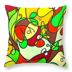 Spring - Throw Pillow