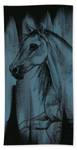 Stallion - Bath Towel