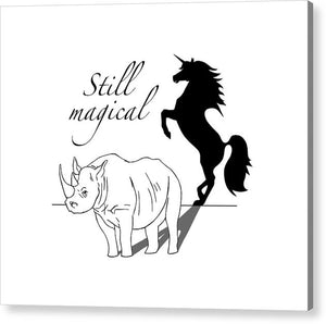 Still Magical - Acrylic Print