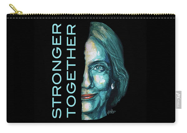 Stronger Together - Carry-All Pouch