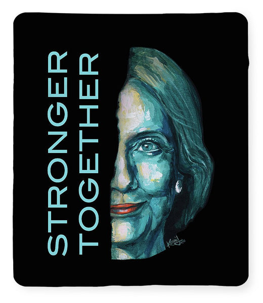 Stronger Together - Blanket