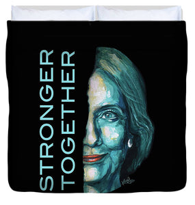 Stronger Together - Duvet Cover