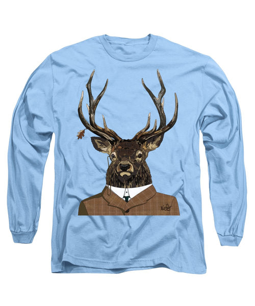 Suited  - Long Sleeve T-Shirt