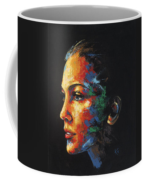 Sun Kissed - With Hidden Pictures - Mug
